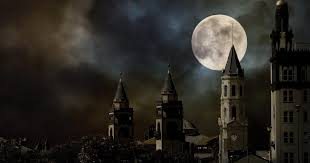 Halloween in St. Augustine, FL